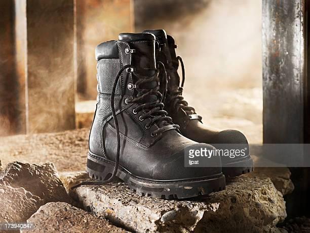 Industrial botas de trabalho