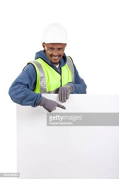Ouvrier industriel.
