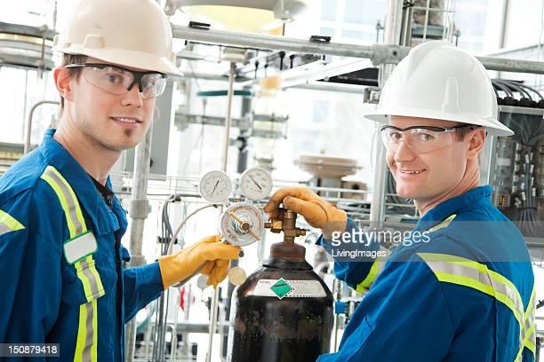 Travailleurs de l'Industrie