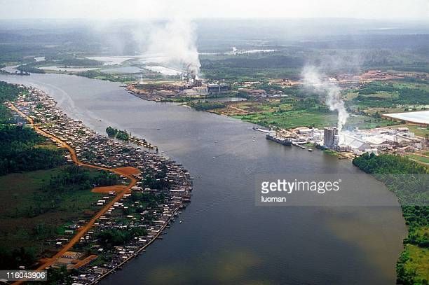 Industry in the Amazon