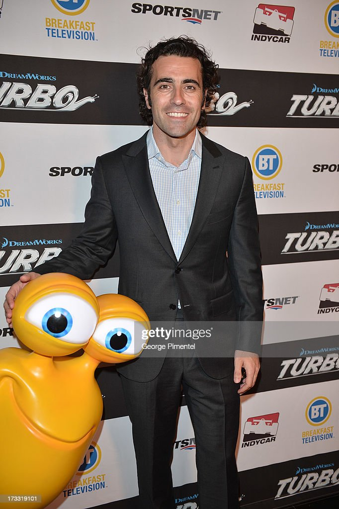 "Toronto Premiere Of ""TURBO"" With Director David Soren And Indy Car Drivers"