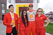 Shell V-Power Nitro+ Launch: What The Pump With Indy...