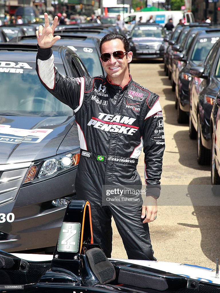 Macy's And IZOD Celebrate The Indianapolis Motor Speedway And The Indy 500