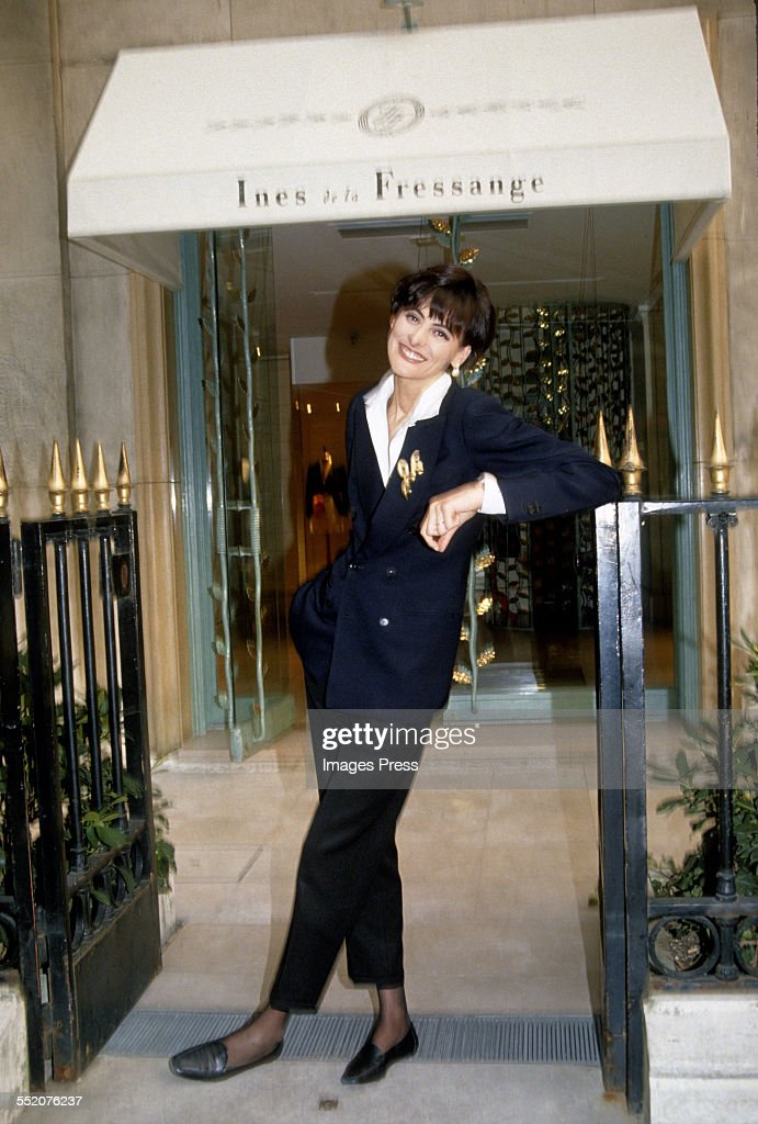 Grand Opening of the Ines de la Fressange boutique Pictures ...