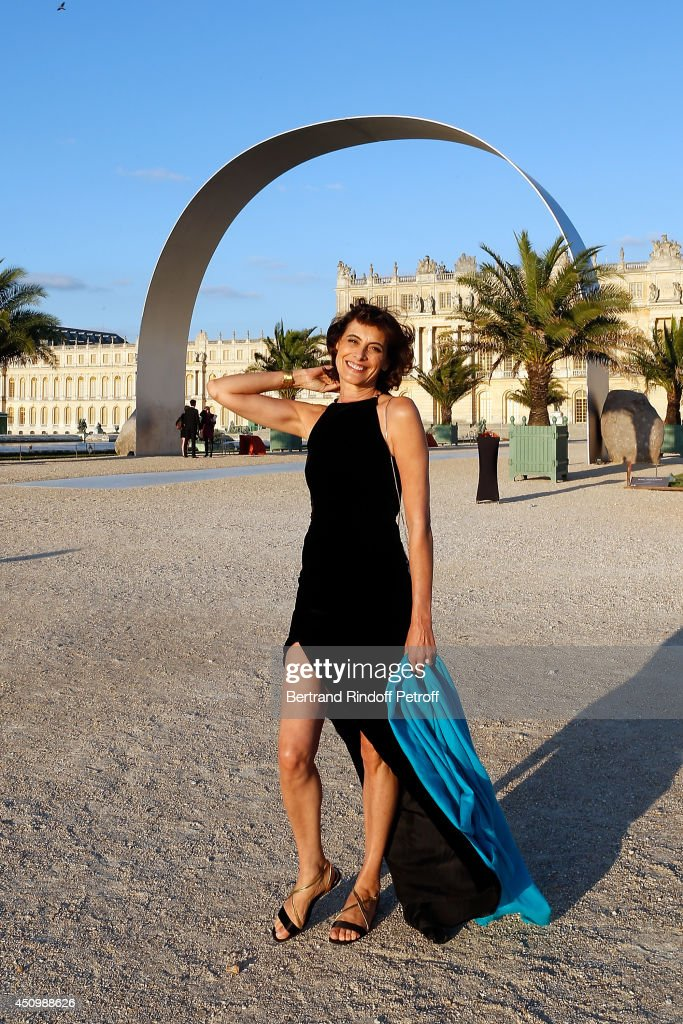<a gi-track='captionPersonalityLinkClicked' href=/galleries/search?phrase=Ines+de+la+Fressange&family=editorial&specificpeople=2078500 ng-click='$event.stopPropagation()'>Ines de la Fressange</a> attends the L'Oreal Gala Evening 2014 at Chateau de Versailles on June 20, 2014 in Versailles, France.