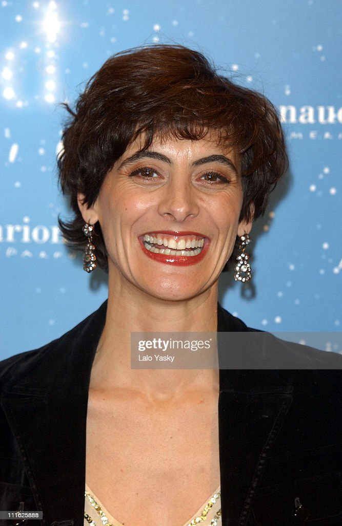 Ines de la Fressange opens her Marionnaud Perfume shop in Madrid