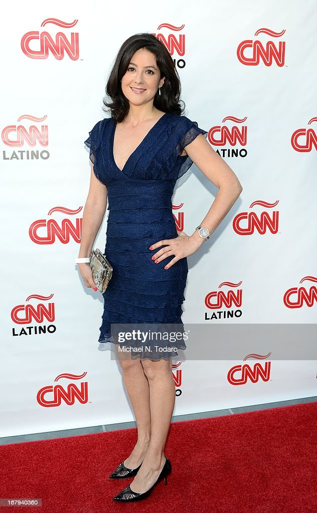 Ines Ferre attends the 2013 CNN en Espanol and CNN Latino Upfront at Ink 48 Hotel on May 2, 2013 in New York City.