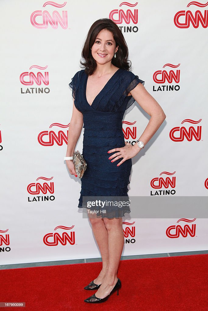 Ines Ferre attends the CNN en Espanol and CNN Latino 2013 Upfront at Ink 48 Hotel on May 2, 2013 in New York City.