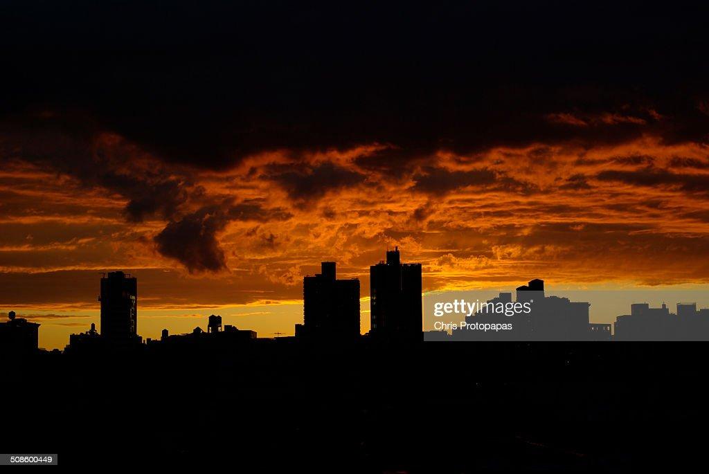 Inferno : Foto de stock