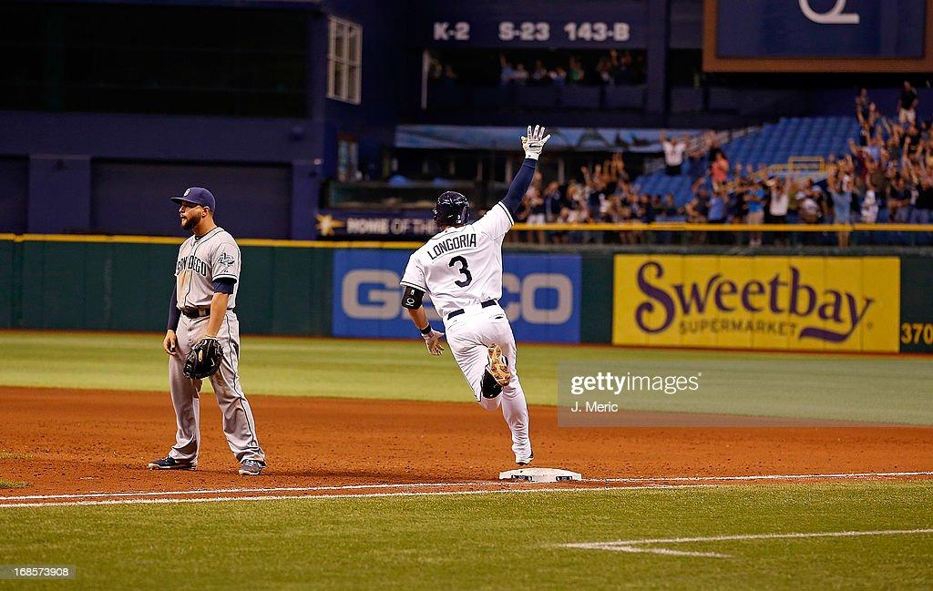 San Diego Padres v Tampa Bay Rays