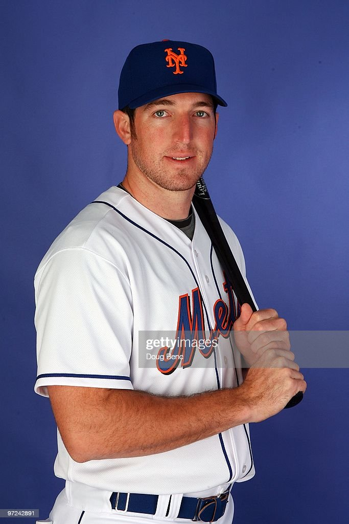 Infielder Ike Davis #78 of the New York Mets poses during photo day at Tradition Field on February 27, 2010 in Port St. Lucie, Florida.