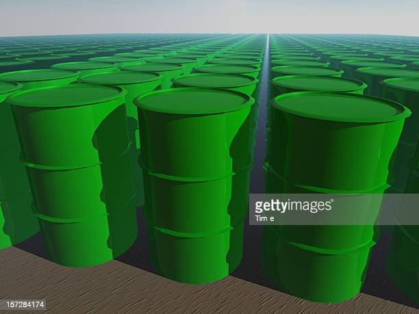 Infinite barrels