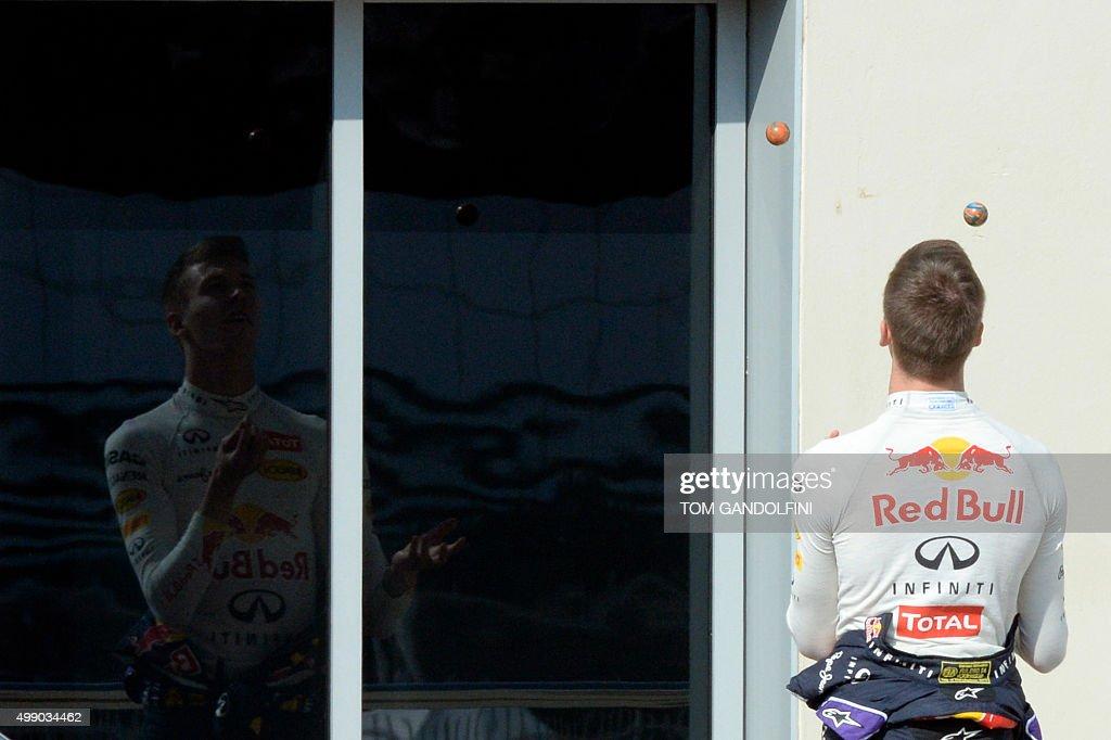Tom Williams Infiniti >> F1 Grand Prix of Abu Dhabi - Practice | Getty Images