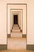 Infinity doorways
