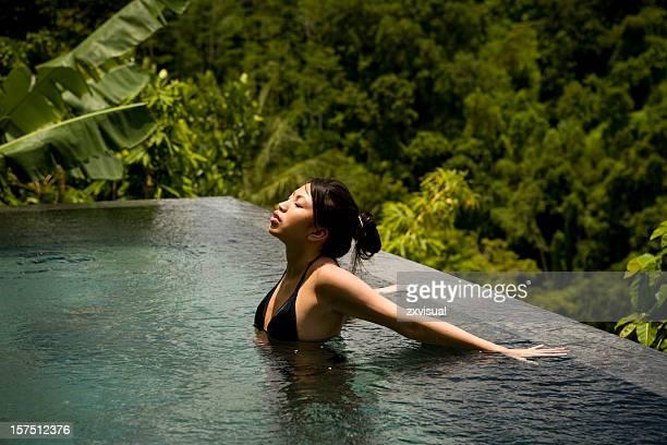 Infinity Pool Wellness in Ubud Bali
