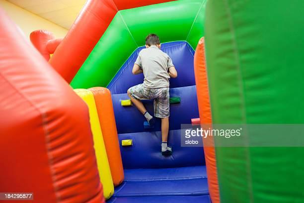 Inflatable Playground Climb