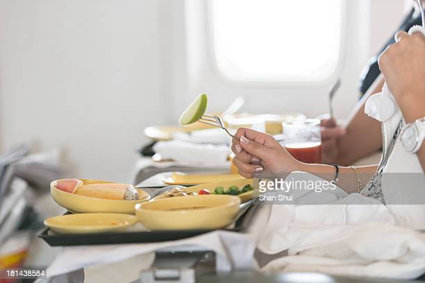 In-flight meal