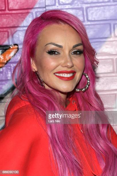 Influencer Kandee Johnson attends the Beautycon Festival NYC 2017 at Brooklyn Cruise Terminal on May 20 2017 in New York City