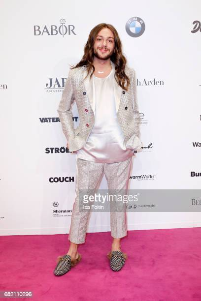 Influencer Riccardo Simonetti attends the Duftstars at Kraftwerk Mitte on May 11 2017 in Berlin Germany
