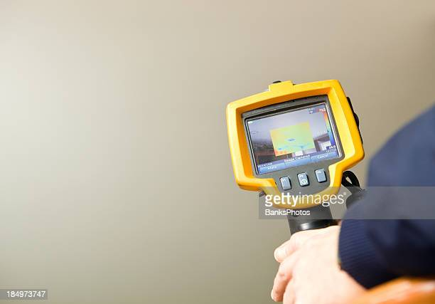 Infrared Thermal Imaging Camera for Home Energy Audit