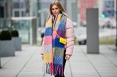 DEU: Street Style - Dusseldorf - January 25, 2019