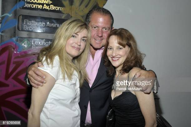 Inga Smith Harry Dubin and Margie Beck attend Eric Lerner Frank Cascio Celebrate their birthdays with Host Sean Parker and CoHosts Denise Rich Romero...