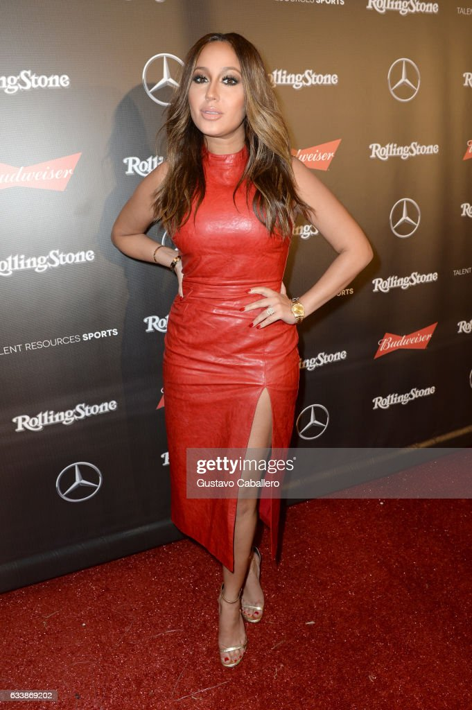 inger Adrienne Bailon at the Rolling Stone Live: Houston presented by Budweiser and Mercedes-Benz on February 4, 2017 in Houston, Texas. Produced in partnership with Talent Resources Sports.