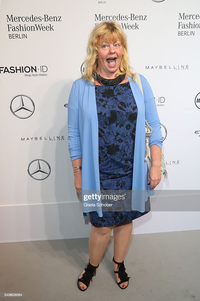 <a gi-track='captionPersonalityLinkClicked' href=/galleries/search?phrase=Inger+Nilsson&family=editorial&specificpeople=4639588 ng-click='$event.stopPropagation()'>Inger Nilsson</a> attends the Minx by Eva Lutz show during the Mercedes-Benz Fashion Week Berlin Spring/Summer 2017 at Erika Hess Eisstadion on June 29, 2016 in Berlin, Germany.