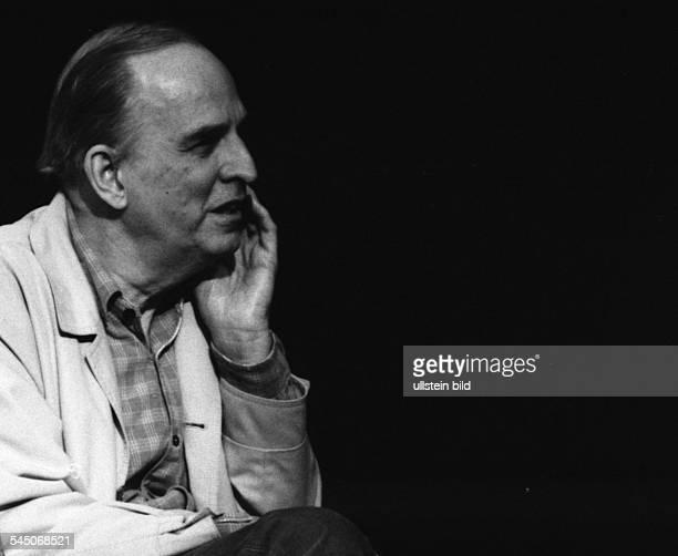 Ingmar Bergman director Sweden 1983