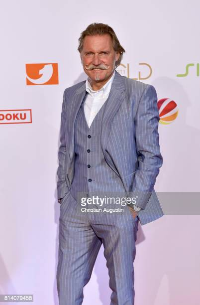 Ingo Lenssen attends the program presentation of the television channel ProSiebenSat1 on July 13 2017 in Hamburg Germany