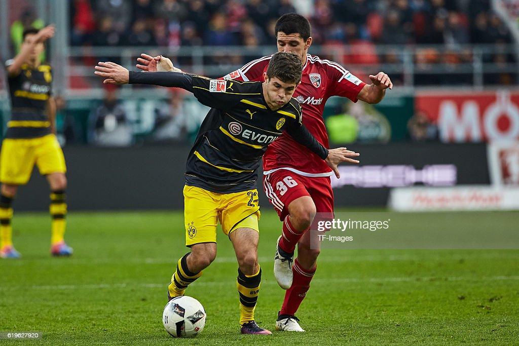 BL: FC Ingolstadt 04 - BV Borussia Dortmund : News Photo