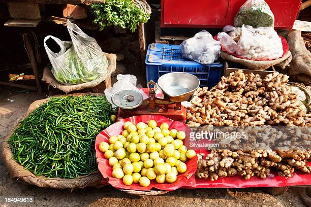 New delhi stock photos and pictures getty images for Asian cuisine ingredients