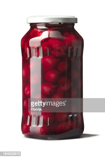 Ingredients: Cherries in Jar