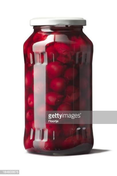 Ingredienti: Ciliegie in Barattolo di vetro