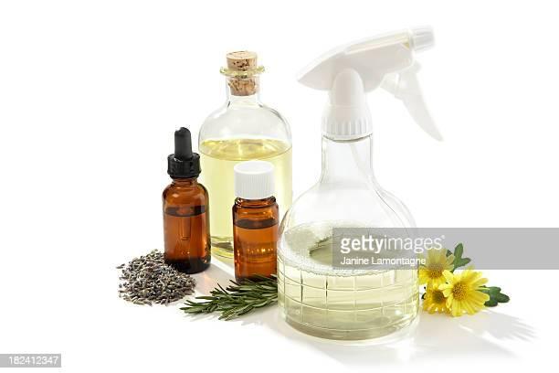 Pour les produits nettoyants écologiques