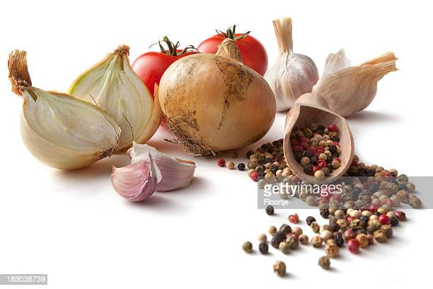 Ingredients: Tomato, Onion, Garlic and Pepper