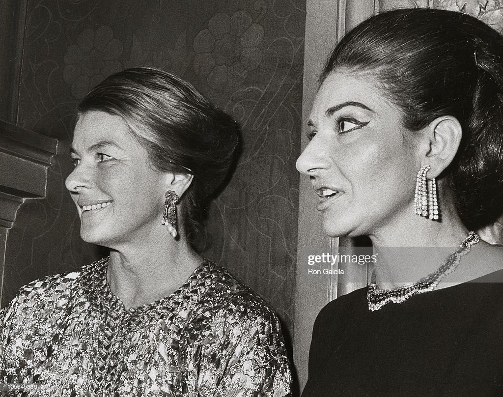 Maria callas at the paris opera house october 1 1968 for Ingrid house