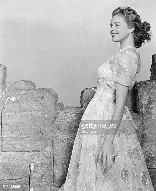 Ingrid Bergman in Casablanca Warner Bros' first national picture