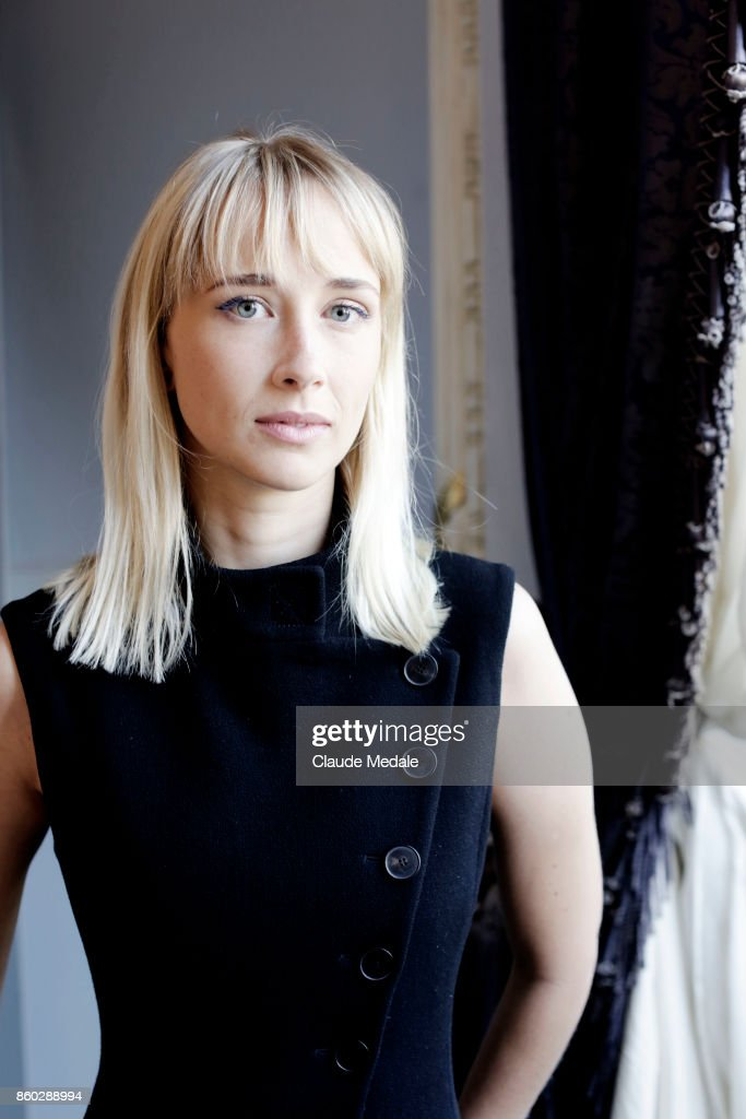 Ingrid Garcia-Jonsson Portrait - 65th San Sebastian Film Festival
