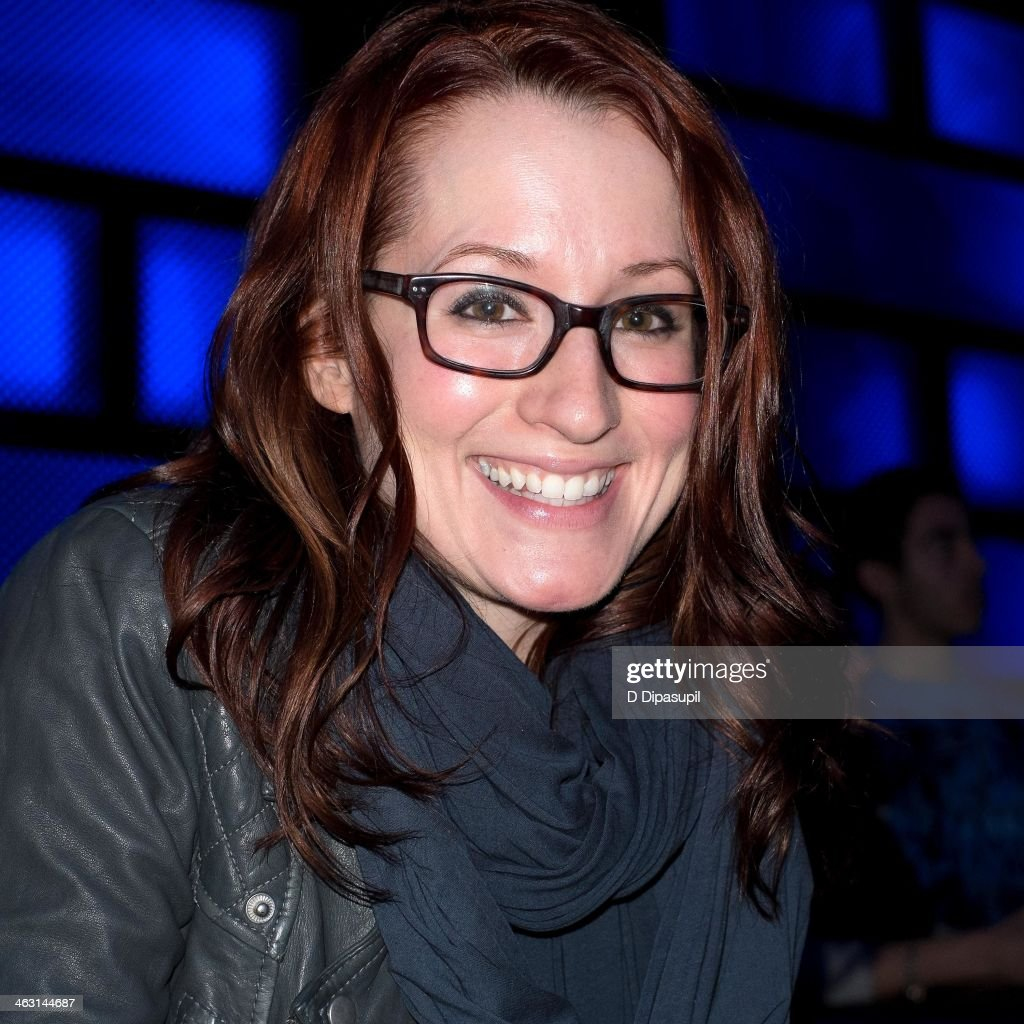 Ingrid Michaelson attends A Great Big World and the Secret Someones concert at Highline Ballroom on January 16, 2014 in New York City.