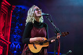 GBR: Ingrid Michaelson Performs At Union Chapel, London