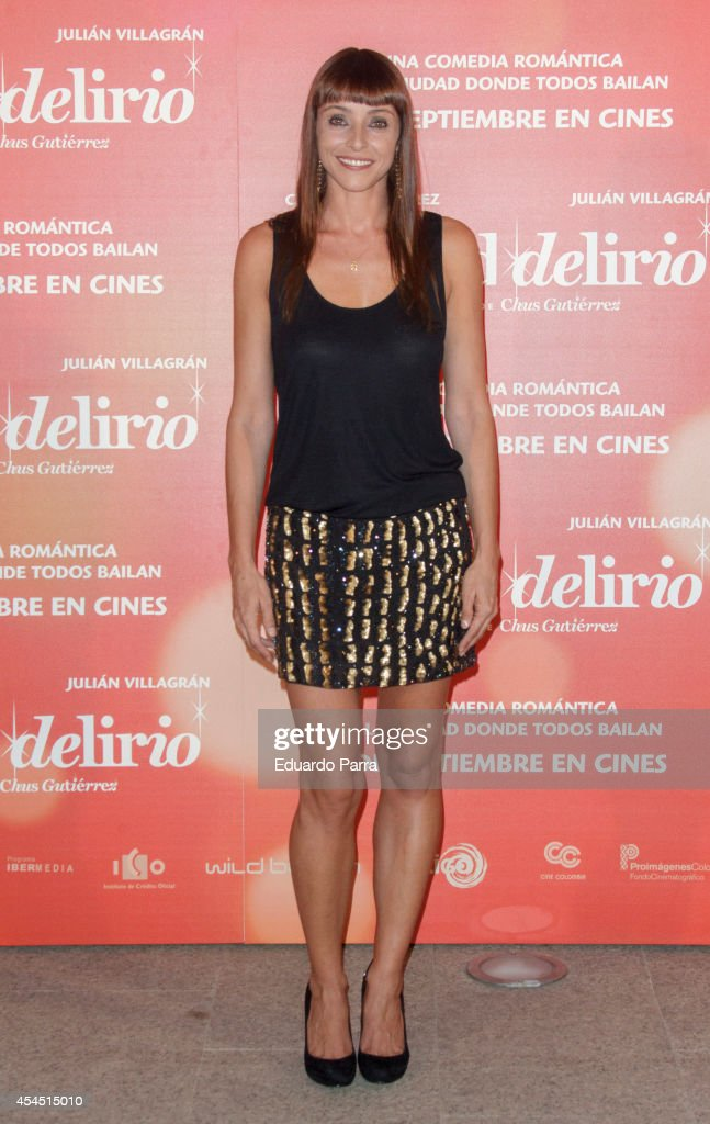 <a gi-track='captionPersonalityLinkClicked' href=/galleries/search?phrase=Ingrid+Rubio&family=editorial&specificpeople=703284 ng-click='$event.stopPropagation()'>Ingrid Rubio</a> attends 'Ciudad Delirio' premiere photocall at Academia del cine on September 2, 2014 in Madrid, Spain.