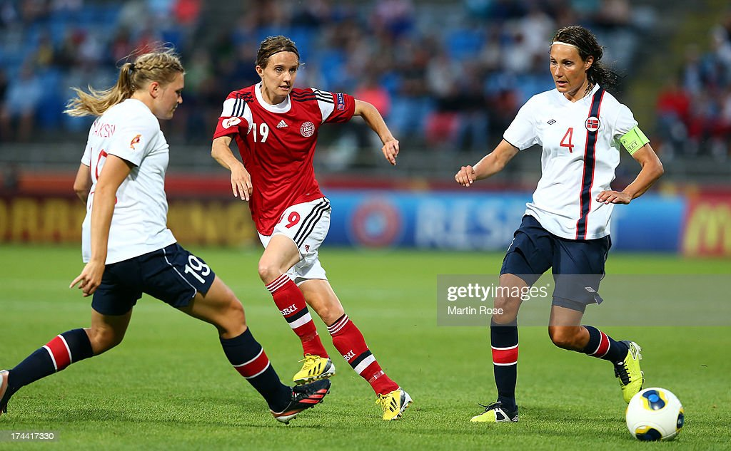 Norway v Denmark - UEFA Women's Euro 2013: Semi Final