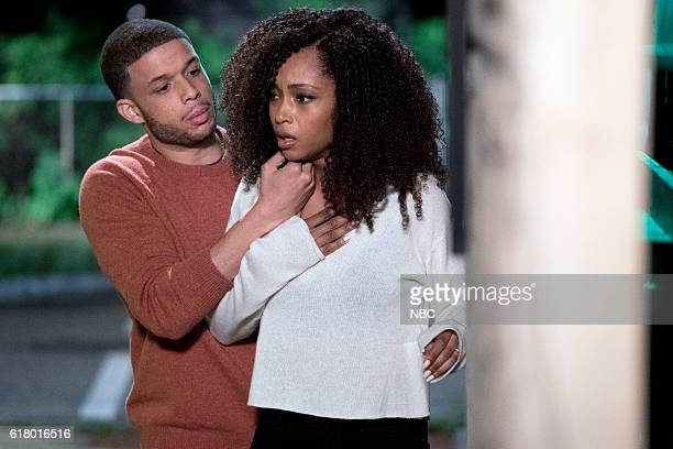 MED 'Inherent Bias' Episode 207 Pictured Roland Buck III as Noah Sexton Yaya DaCosta as April Sexton