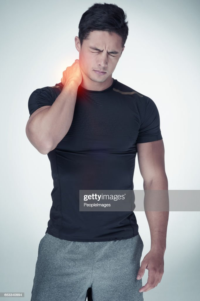 Injuries can occur no matter how careful you are : Stock Photo