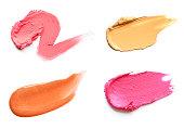 'ink lipstick, Lipgloss and Liquid foundation'