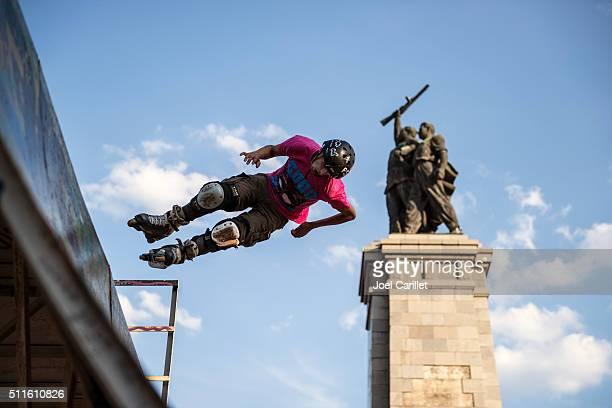 Inline Skaten in Bulgarien