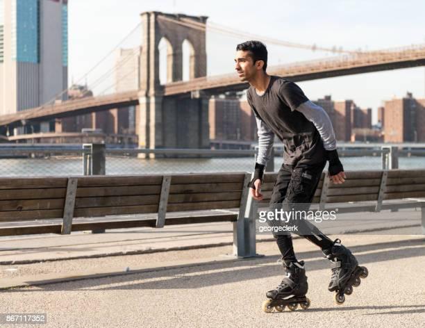 Inline-Skating in New York