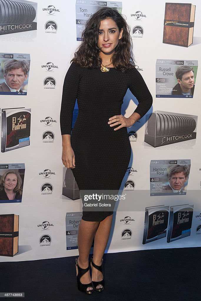 Inma Cuesta attends Paramount Cinema Party at Tiffany's on December 18, 2013 in Madrid, Spain.