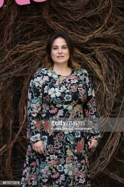Inma Cuevas presents 'Toc Toc' photocall on October 3 2017 in Madrid Spain